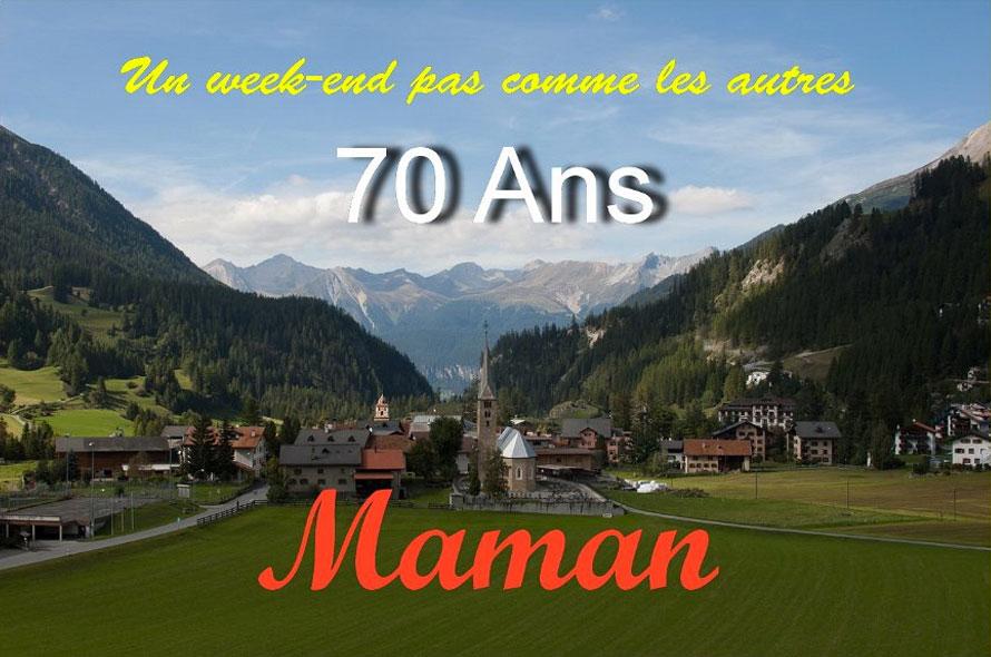 70 ans de Maman